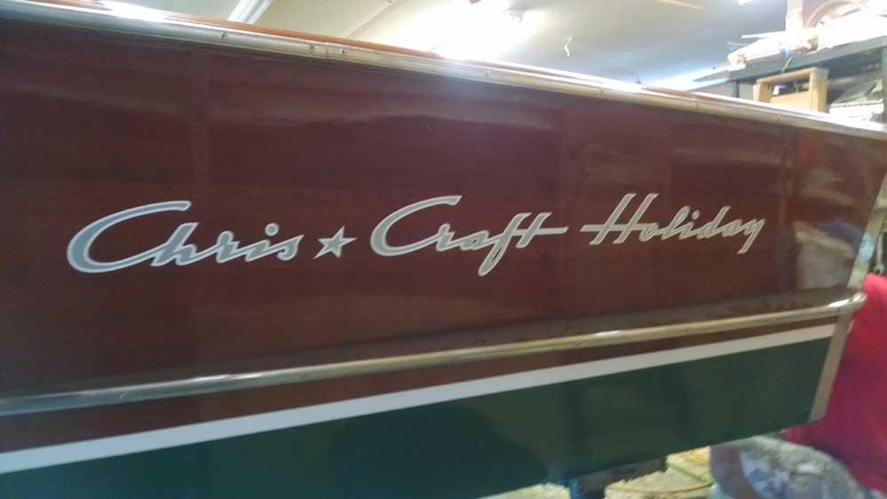 Chris Craft Holiday