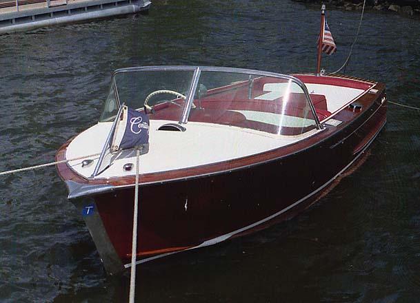 1960 Century Resorter 16